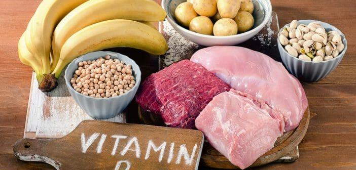 La vitamine b6 fait elle maigrir ou grossir le blog for Vitamine pour grossir