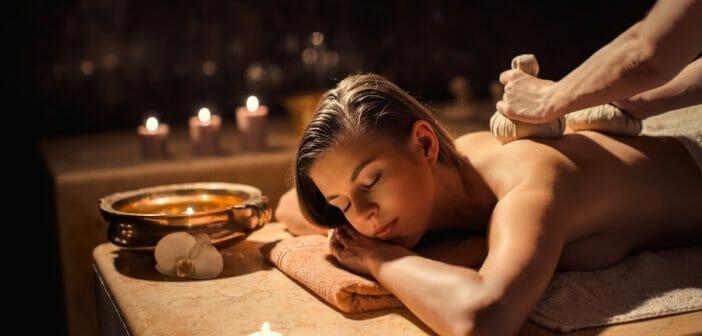 Thai Massage du corps sexe