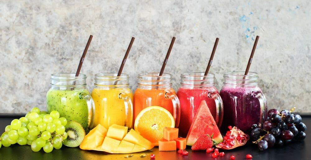 Le régime smoothie pour maigrir