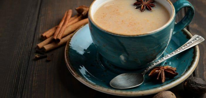 Le thé indien, ou infusion victoria, pour maigrir