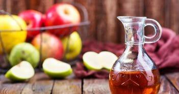 Le vinaigre de cidre pour éliminer la cellulite