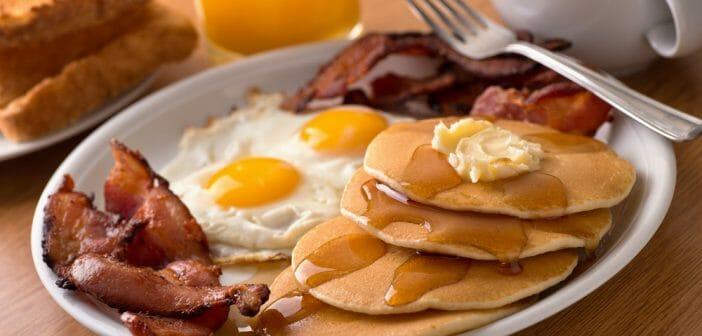Manger des oeufs le matin fait-il maigrir
