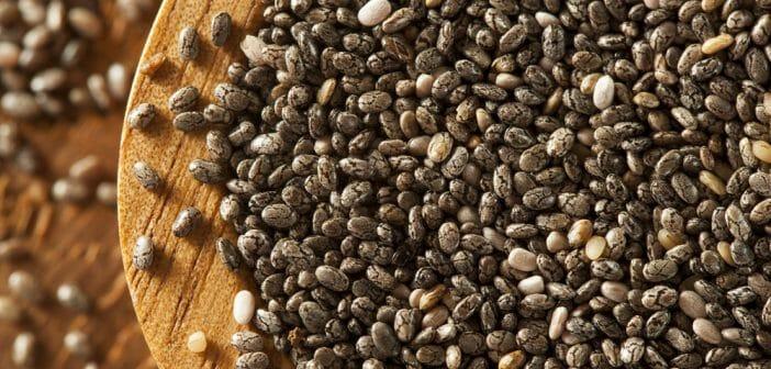 Mode d'emploi : comment manger les graines de chia