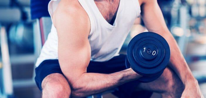 Slimming goal: our bodybuilding program for men