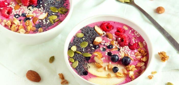 Petit-déjeuner vegan : nos idées gourmandes et healthy
