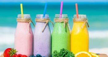 Peut-on boire un smoothie au goûter pendant un régime ?