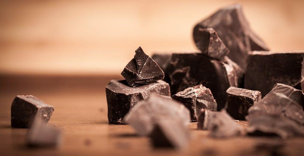 Quel chocolat est le moins calorique