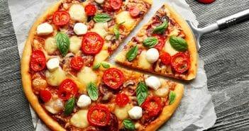 Quelle est la pizza la moins calorique
