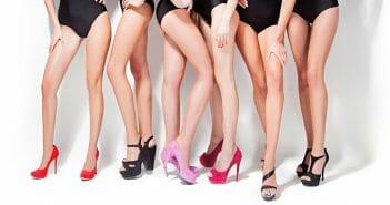 Quelles chaussures choisir quand on a de gros mollets ?