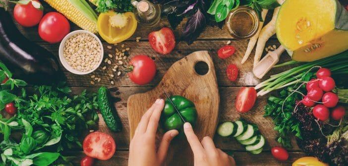30 aliments spécial ventre plat