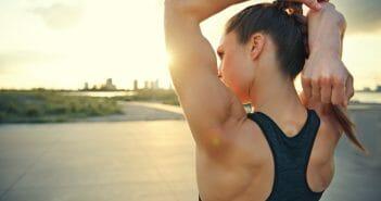 Quels exercices de sport pour perdre des bras ?