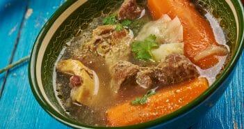 Combien de calories dans la soupe Kandia ?