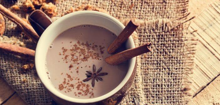 Combien de calories dans le chai tea ?