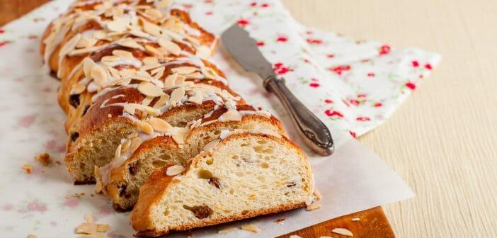 Combien de calories dans le pain aux amandes ?