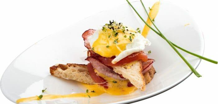 How many calories in Benedictine eggs
