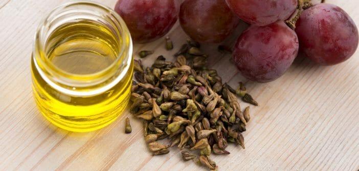 L'huile de pépins de raisin contre la cellulite et les vergetures ...