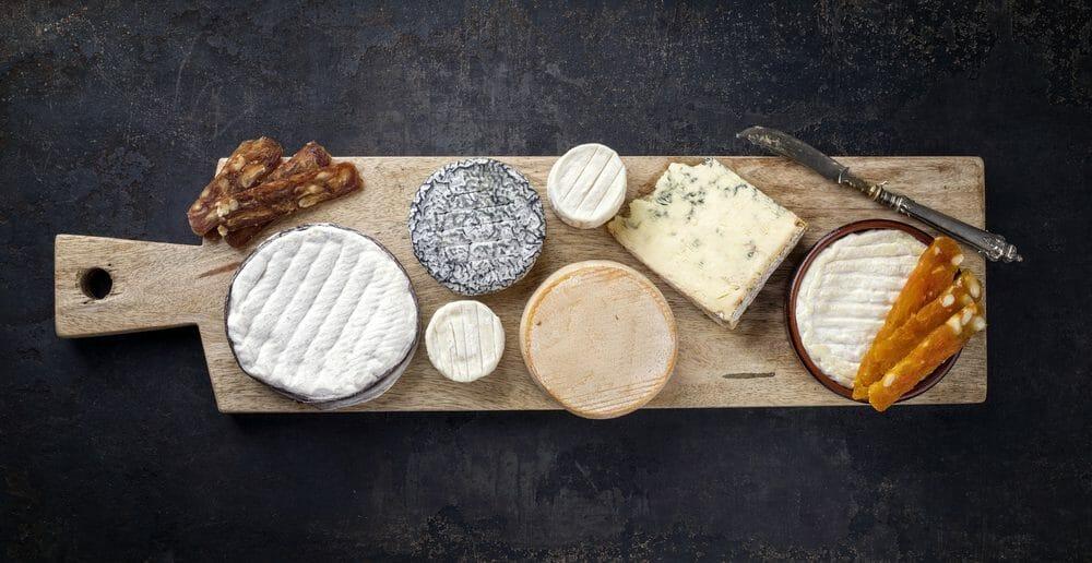 Le fromage au lait cru, idéal dans un régime ?