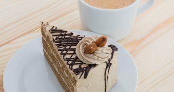 Le gâteau Moka : le plein de calories ?