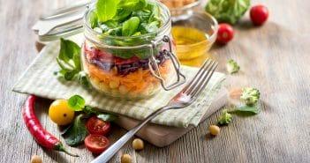 Liste des aliments autorisés dans le régime végétarien