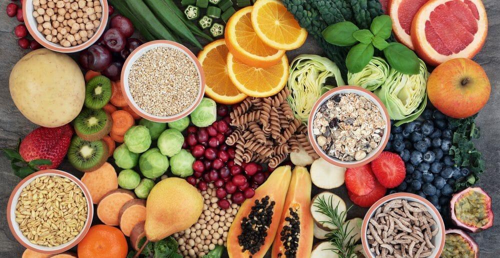 Liste des aliments riche en vitamines