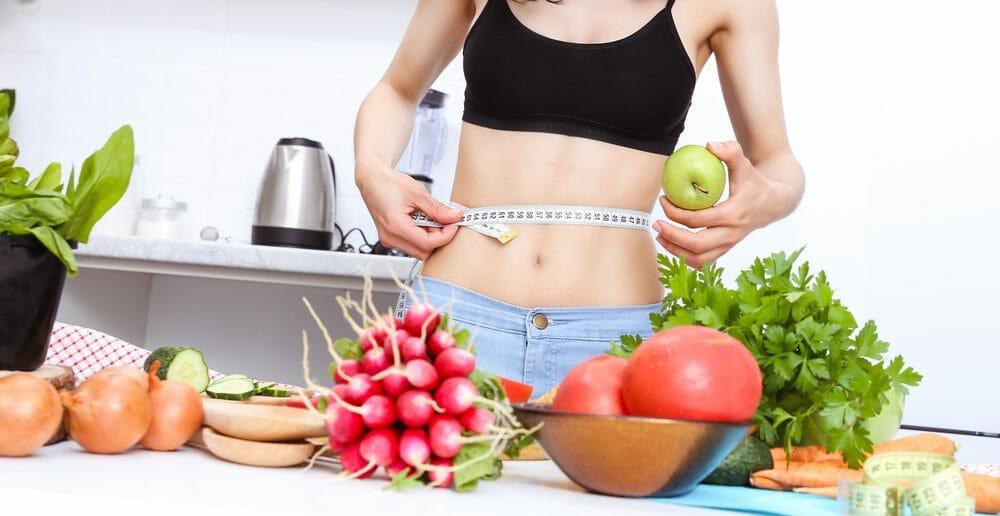 Menu de sèche pour femme a 1200 calories