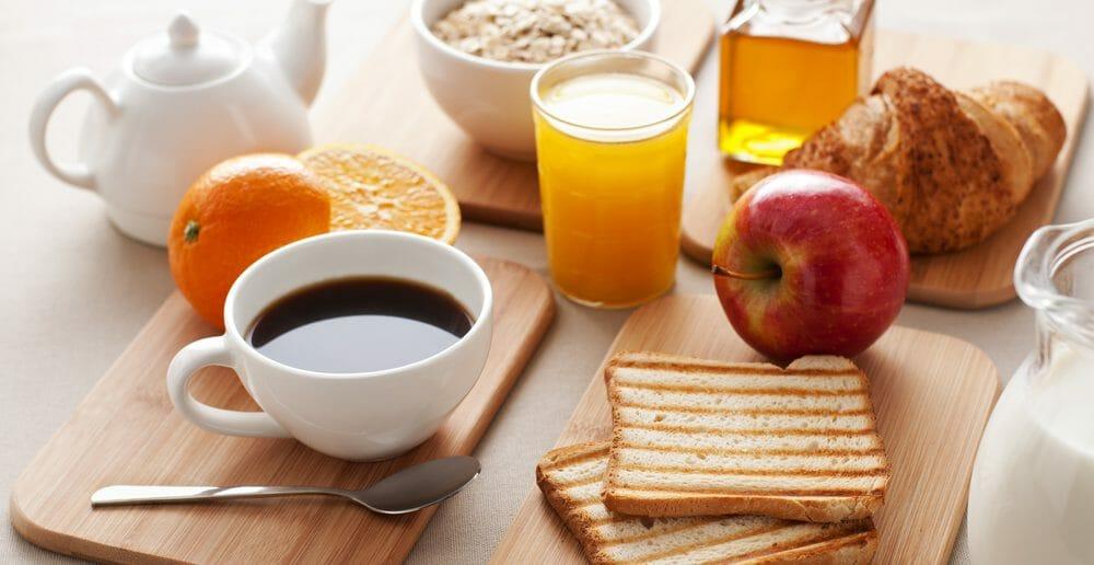 Petit-déjeuner anti-fringale