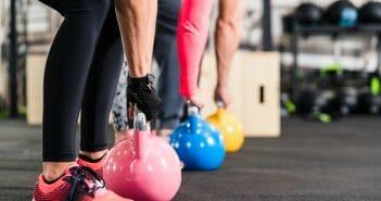 Quels exercices de kettlebell pour maigrir ?