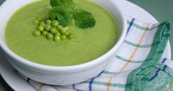 Soupe de pois cassés : bienfaits et calories