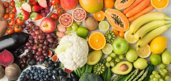 Top Body Challenge Nutrition : menu type