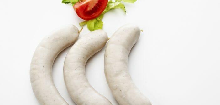 Valeur nutritionnelle et calories de la saucisse blanche ...