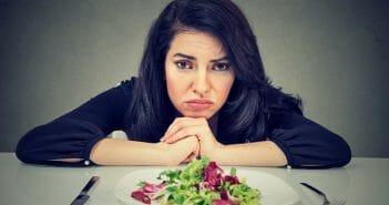 Adopter un régime draconien pour perdre 20 kg