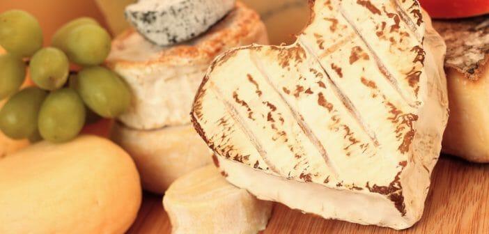 Combien de calories dans le fromage neufchâtel ?