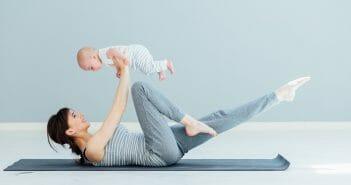 Comment perdre 18 kilos après la grossesse