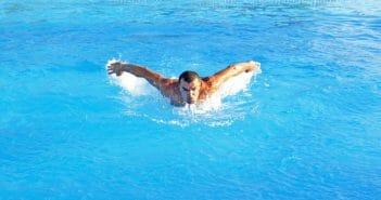 La natation pour s'affiner en deux mois