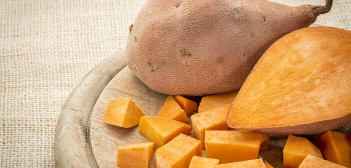 La patate douce crue est-elle diététique