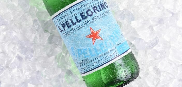 The San Pellegrino in a slimming diet