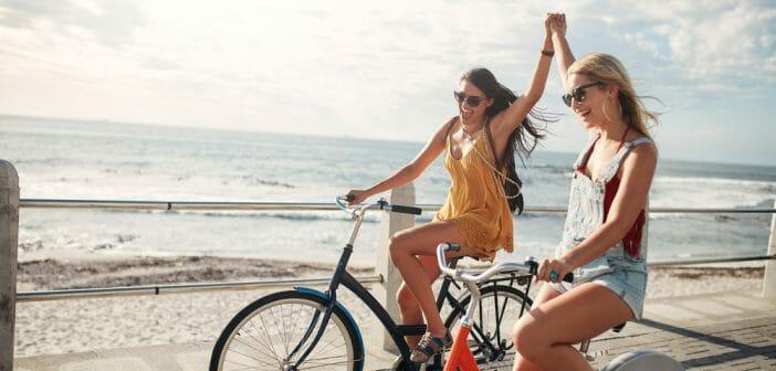 Le vélo : efficace pour se muscler les jambes et les cuisses