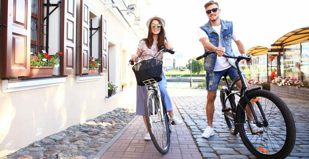 Le vélo semi allongé pour réduire sa cellulite