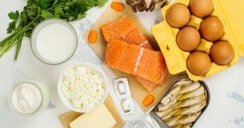 Maigrir avec la vitamine D