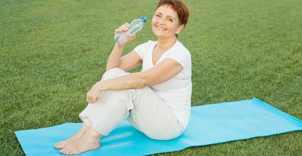 Quels exercices pour perdre du ventre après 50 ans