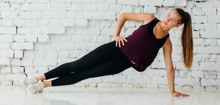 exercice perdre du ventre maison