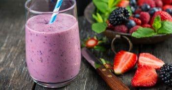 Recettes de smoothies anti cholestérol