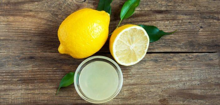 Un régime détox au citron sur 3 jours pour une perte de poids optimale