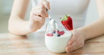 15 jours de régime yaourt