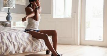 3 exercices pour affiner les cuisses et le ventre