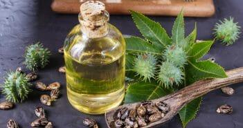 L'huile de ricin contre les vergetures