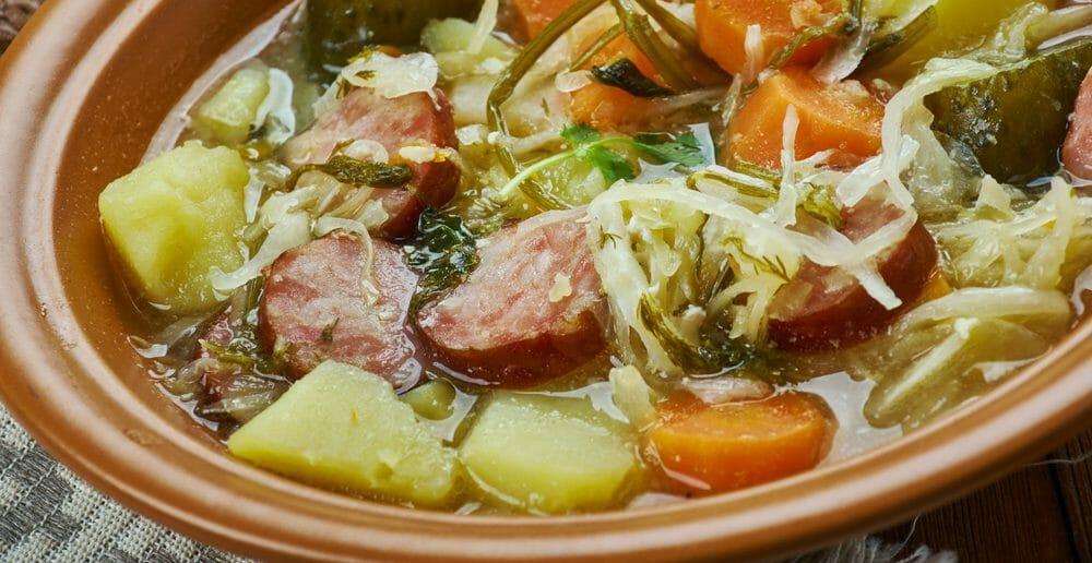 La soupe aux choux le soir est-elle efficace pour maigrir