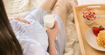 Le régime hyperprotéiné après la grossesse