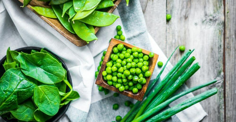les-legumes-verts-pour-perdre-du-ventre
