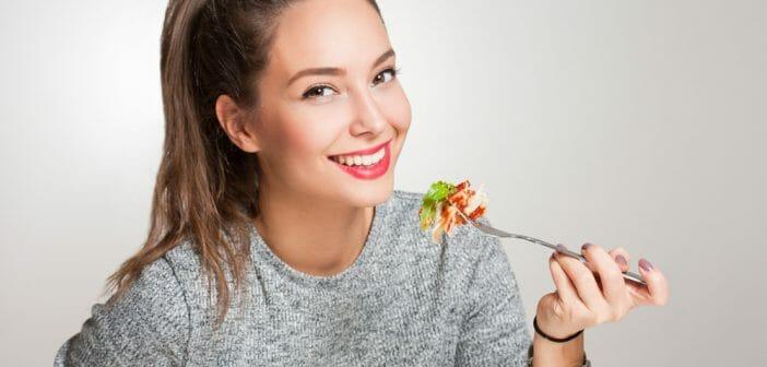 Menu du régime paléo sans viande